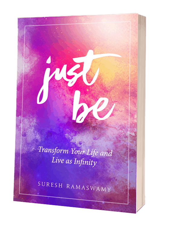 Just Be Book Cover